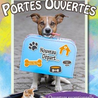 Journée portes,ouvertes à la SPA de Nantes/Carquefou